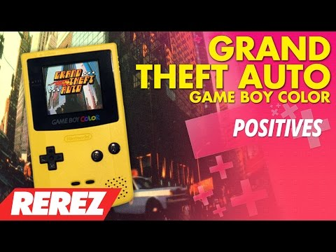 Grand Theft Auto (Game Boy Color) - Positives - Rerez