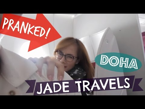 Doha, Qatar with Jade Seah Part 5 / 5 | Jade Travels