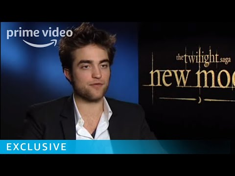 Robert Pattinson & Kristen Stewart UNCUT: Exclusive New Moon Interviews