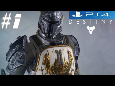 Destiny Beta Build Introduction & Gameplay