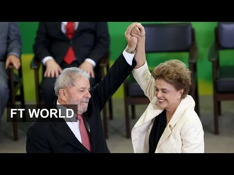 Brazil gripped by Lula recordings I FT World