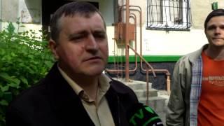 Locatari revoltați la Bogdan Voievod 2/2, Chișinău