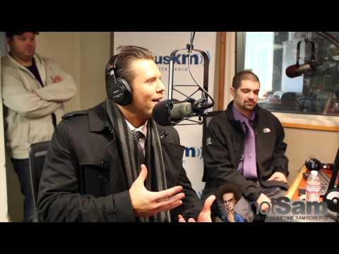 Sam Roberts & Wwe's The Miz On Cm Punk, Vince Mcmahon, Messing Up, Wrestlemania, Etc video