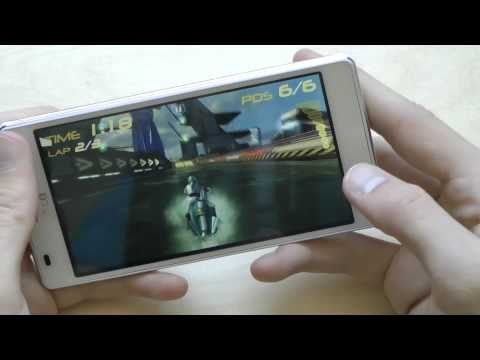 Riptide GP For LG Optimus 4X HD Gameplay & First Hands-On Review