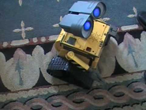 Disney s Ultimate Wall-E Robot in Action