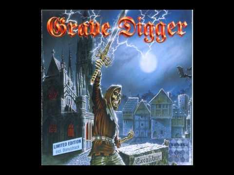 Grave Digger - Tristan
