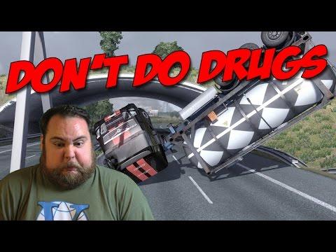 DON'T DO DRUGS, DO TRUCKS