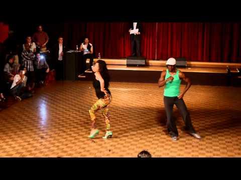 Moro and Romina | Salsa Extravaganza 2012.08.25