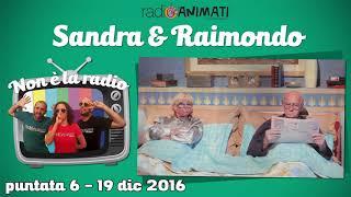 RadioAnimati - Non è la radio - puntata 6 - Sandra & Raimondo