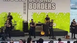 Kalascima (Italy) at Music Beyond Borders event, Hong Kong 2016