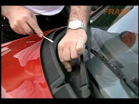 Ford Ka - Como trocar o filtro de cabine