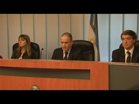 Caso Taddei: condenaron a 18 a�os de prisi�n a Eduardo V�squez