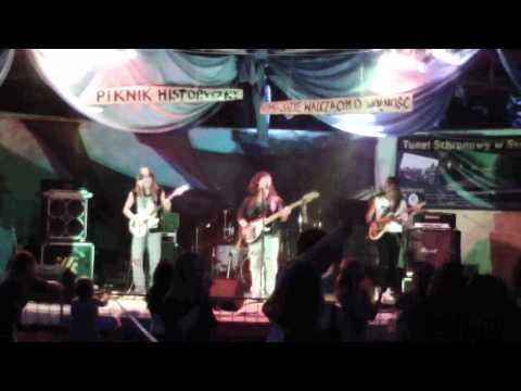 Steel Velvet Koncert 05.08.2012 Strzyżów (Plac DK)