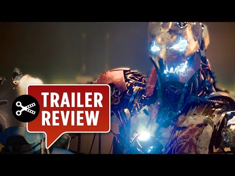 Instant Trailer Review: Avengers: Age of Ultron Official Trailer #1 (2015) - Marvel Movie HD