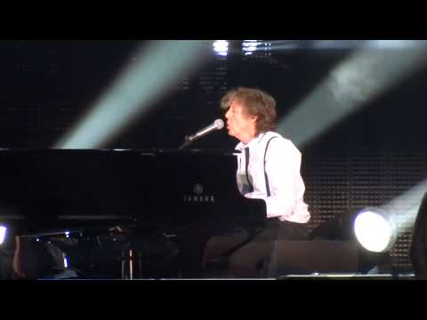 Paul McCartney - Live in Minneapolis MN - Target Field 2014 (HD)