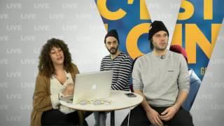 """Orelsan et Gringe en interview live pour """"Comment c'est loin"""""""