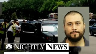 George Zimmerman Involved In Florida Shooting Incident | NBC Nightly News