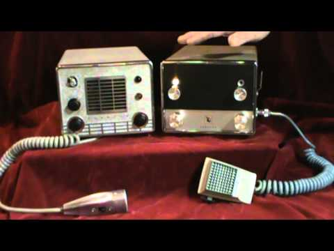 Vintage CB & Ham Radios, Part 1