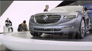 2016 Buick Avenir Concept – Exterior Design