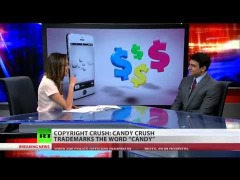 Will Candy Crush s  Candy  trademark take down Candy Land