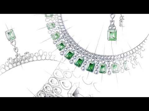 Giving Birth to an Emerald & Diamond Creation – presented by Chopard