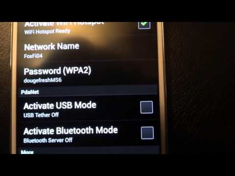 How to Connect PS3 or XBox via S4 with FREE unlimited 4G LTE No Root Necessary)