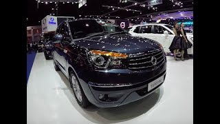 New 2018 MPV STAVIC SsangYong Turismo