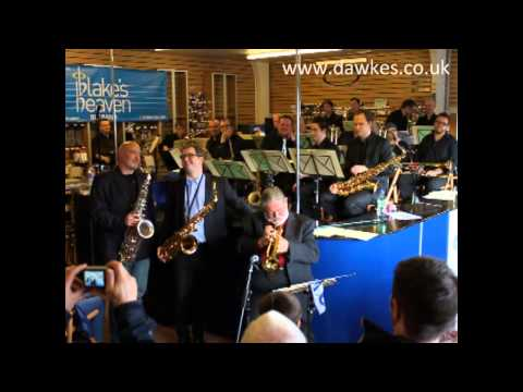 Bobby Shew with Blakes Heaven Big Band - Live @ Dawkes Music Music Videos
