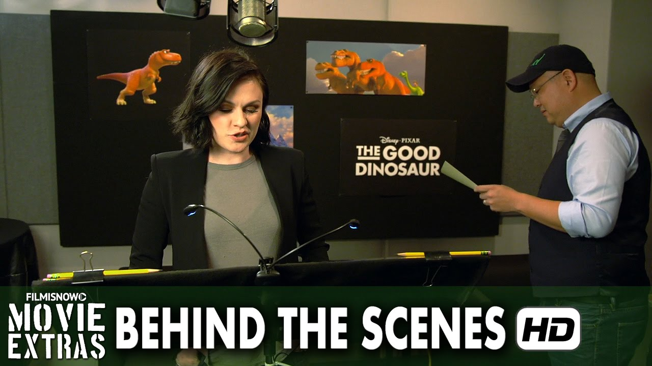The Good Dinosaur (2015) Behind the Scenes - Part 4/4