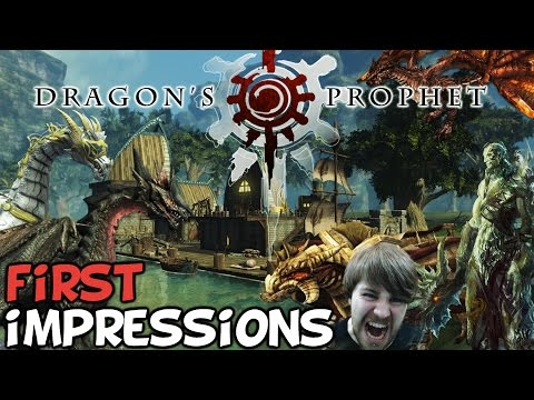 Dragon's Prophet First Impressions