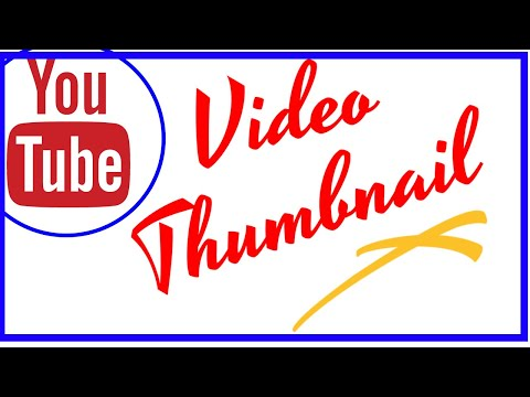 YouTube video thumbnail using Photoshop easy simple steps    Photoshop tutorials