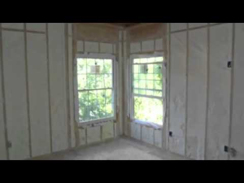 St. Charles Spray Foam Insulation - Green Space Construction (636)-675-3330