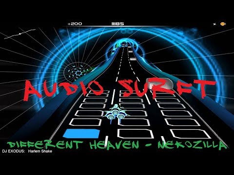 AudioSurf-Different Heaven - Nekozilla [NCS Release]