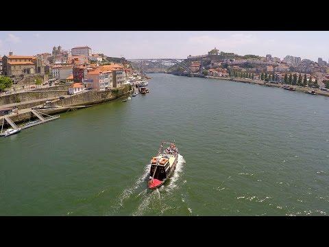Oporto aerial view - Porto visto do céu
