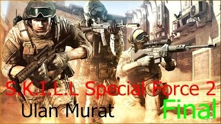 S.K.I.L.L Special Force 2 - Bölüm 12 - Ulan Murat [PC] Final