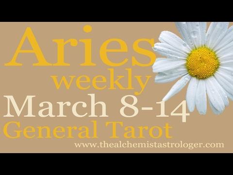 Aries March 8-14 2017/Week 2 General Tarot Reading - Juggling is key this week