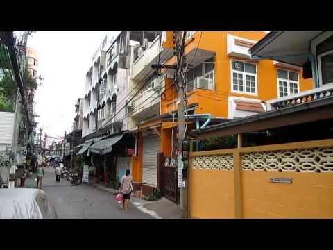 """Thursday in Bangkok""   Walking   Siam   Silom   BTS   Talat Phlu"