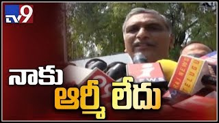 Harish Rao sidelined by KCR in Cabinet expansion