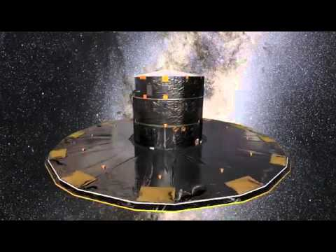 ESA   Gaia Scanning the Sky   HD