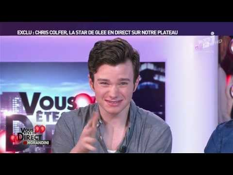 Chris Colfer - Vous êtes en direct (VEED)