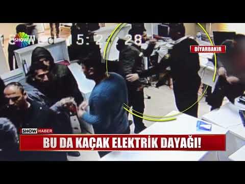Bu da kaçak elektrik dayağı!