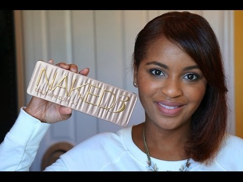 Urban Decay Naked 3 Initial Review