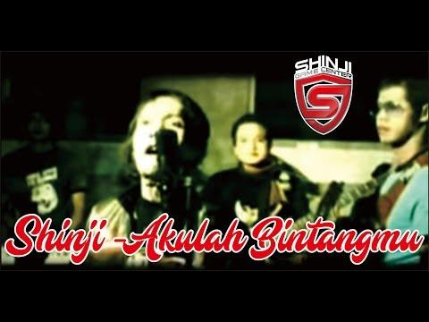 Shinji - Akulah bintangmu ( Official Video Klip )