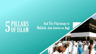 pillars of islam and articles of faith for 5 minutes islam