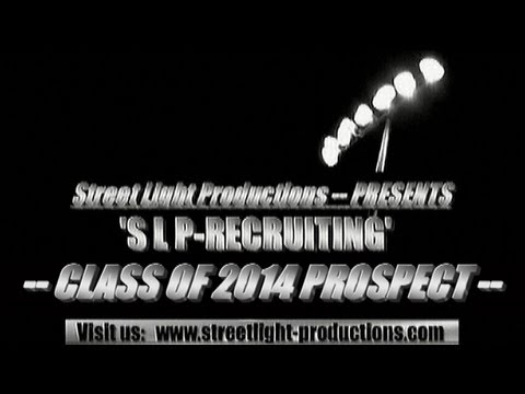 STREET LIGHT RECRUITING -Quadarius Tinsley -'Class 2014'- (WR-DB) Chambers Academy (Lafayette, AL)