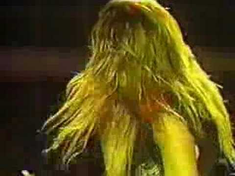 Skid Row - Here I Am 1992 Budokan Hall LIVE
