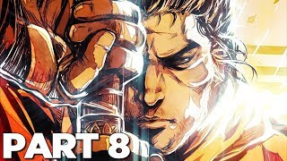 SEKIRO SHADOWS DIE TWICE Walkthrough Gameplay Part 8 - GENERAL TENZEN (Sekiro)