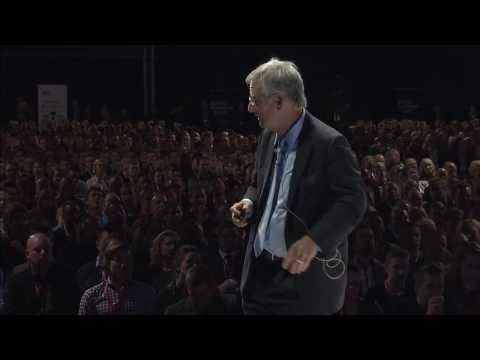 Tom Peters - Nordic Business Forum 2013