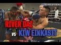 Muay Thai - River Daz vs Kiw Eikkasit, Rebellion Muay Thai, 3.3.18.