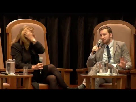 Algemeiner Editor Dovid Efune asks Israel's Tzipi Livni about her plans for peace